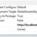 Visual Studio 2010 fails to show the design view of an aspx-page