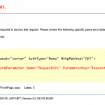 "Malformed web.config killing your ASP.NET-application or SharePoint (""Server Error in '/' Application"" or ""Parser Error"")"
