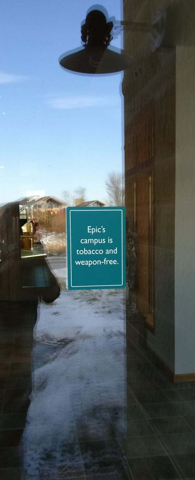 Photo from Epic System's campus