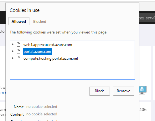 How to remove all cookies in Google Chrome - step 2