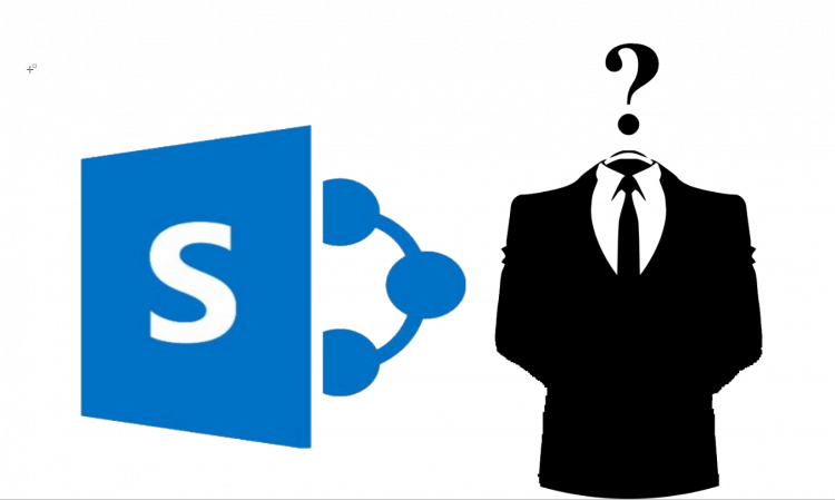 SharePoint vs. Anonymous