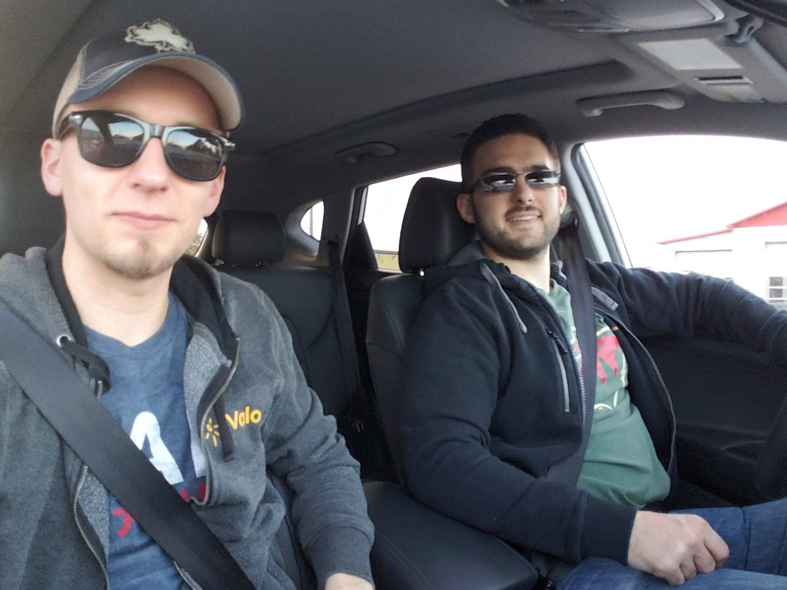 #Roadtrip'ping to Boston for @SPSNewEngland with the one and only @baywet who just landed from his trip to #MWCP18 - what a champ! Really looking forward to the awesome sessions and meeting all the people at #SPSNE tomorrow! 😁