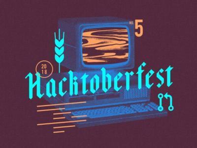 #Hacktoberfest 2018 – a fun way to encourage Open Source contributions!