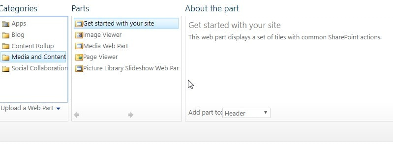 The Classic webpart options missing all the fun ones - like Script Editor webpart and Content Editor webpart!