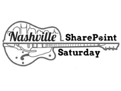 Guitar Logo - SharePoint Saturday Nashville