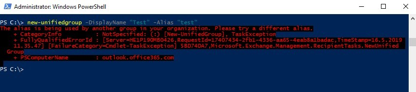 PowerShell Archives - #SharePointProblems