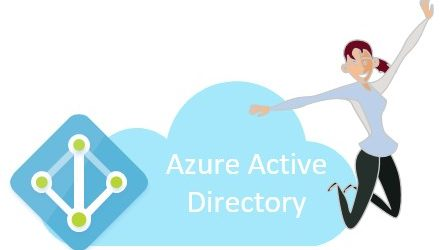 Azure Active Directory, the advanced logo