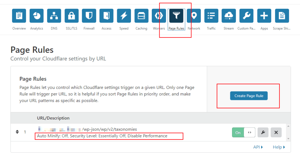 How to fix your Cloudflare caching settings for WordPress APIs?