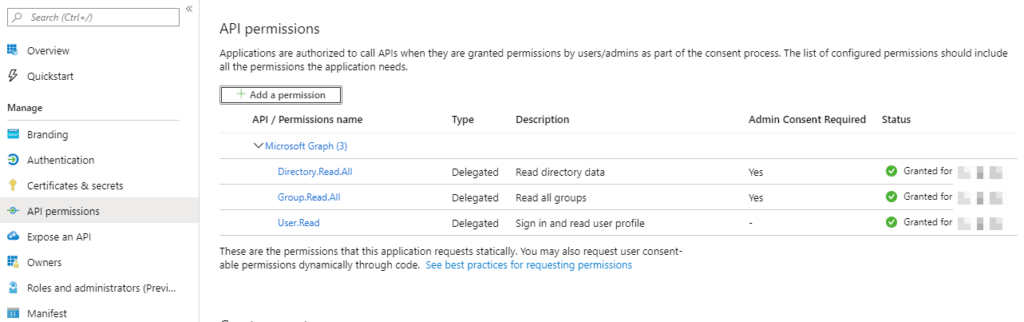 Iterating Group memberships using Claims in .NET Core