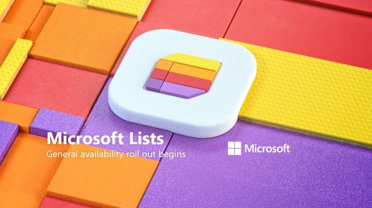 Microsoft Lists General Availability teaser image